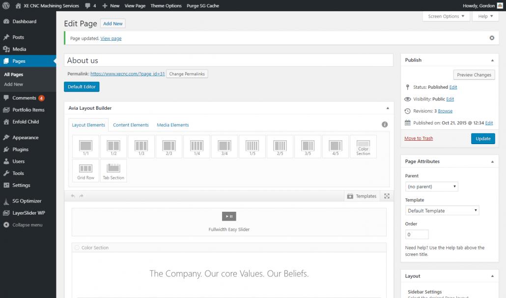 《从零开始搭建外贸网站之功能页面-Day 6》