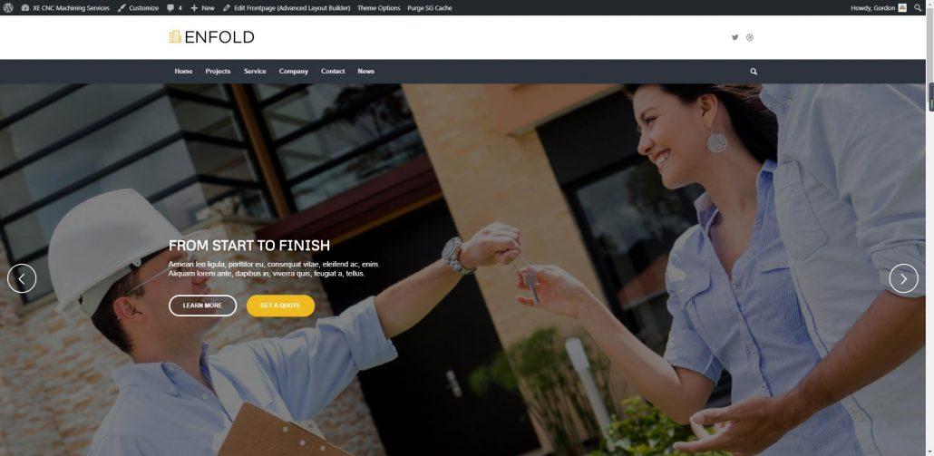 《从零开始搭建外贸网站之网站主题-Day 3》