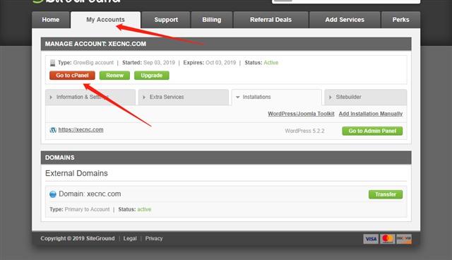 《从零开始搭建外贸网站之网站安装-Day 2》