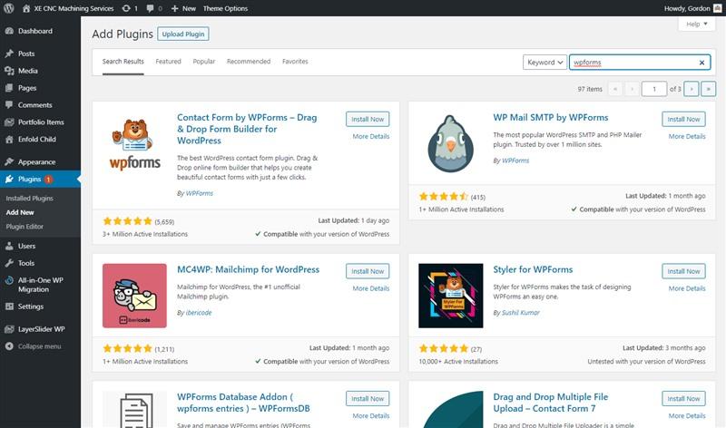 《WordPress网站添加询盘表单并设置转化追踪(图文教程)》